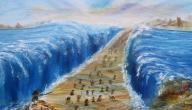 موضوع إنشاء عن النبي موسى