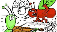 قصة النملة والصرصور