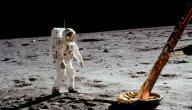 أول رائد فضاء عربي هبط على سطح القمر