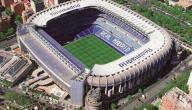 عدد مقاعد ملعب سانتياغو برنابيو