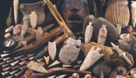 بحث عن العصر الحجري القديم