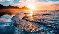 تعبير عن البحر وجماله