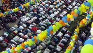 صفة صلاة عيد الأضحى