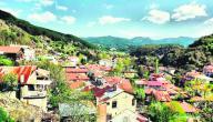موضوع عن وصف القرية