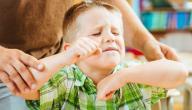 كيفية التعامل مع الطفل العدواني في عمر السنتين