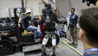 بحث عن الروبوت