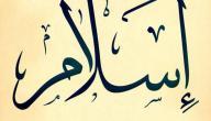 تفسير اسم إسلام في المنام