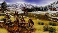 عصور ما قبل التاريخ بالترتيب