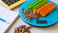 رجيم السعرات الحرارية حسب الوزن