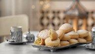 أفكار تقديم حلويات العيد