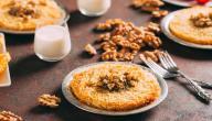 أشهر أطباق حلويات عيد الفطر الأردنية
