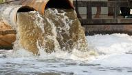 كيف يعالج المختصون مشكلة التلوث المائي