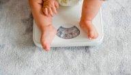 كيفية زيادة وزن الطفل بعمر السنتين