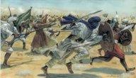 وقعة جرجير والبربر مع المسلمين