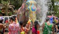 مهرجان سونغكران: الزمان والمكان والفعاليات