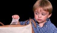 كيف تعدل سلوك السرقة عند الأطفال