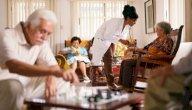 آثار أزمة كورونا على الصحة النفسية للمسنين