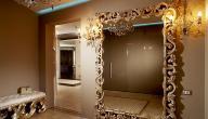 أفضل الطرق لتزيين الجدران بالزجاج