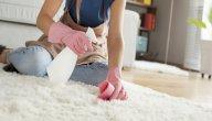 تنظيف السجاد الحرير: أهم الطرق المتبعة وأهم التحذيرات
