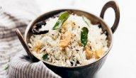 الأرز بجوز الهند: إليك أشهى وأسهل طرق التحضير