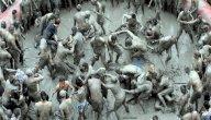 مهرجان الوحل: الزمان والمكان والفعاليات