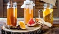 شاي الكومبوشا: فوائد مزعومة وفوائد مُثبتة