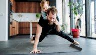تمارين رياضية منزلية سهلة ومفيدة