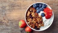 وجبات سحور مشبعة: مثالية لمن يعاني من الجوع أثناء الصيام