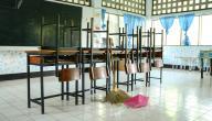 إذاعة مميزة عن نظافة المدرسة