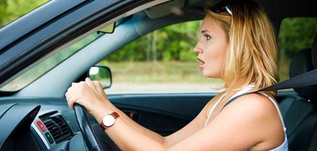 كيف تدرب نفسك على خفض سرعة القيادة