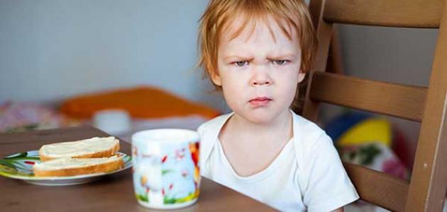 الأطعمة التي تؤثر على سلوك الطفل