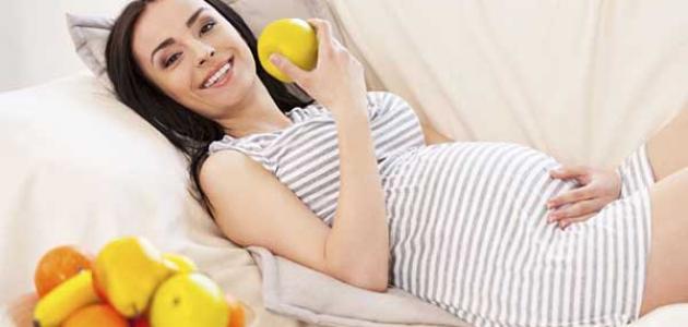 اعتني بجمالك في فترة الحمل