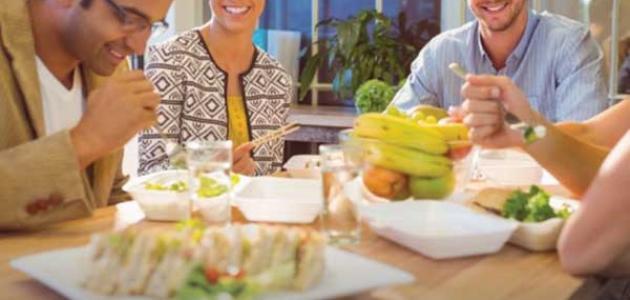 وصفات صحية بديلة للأكل السريع
