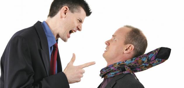 كيف تتعامل مع مديرك الغاضب؟