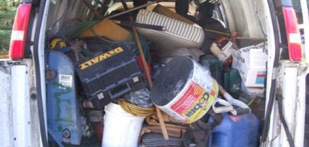 أشياء احتفظ بها دائما في سيارتك
