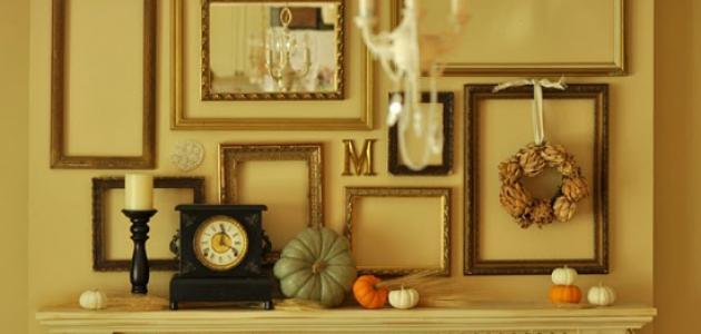طرق عرض الصور في المنزل
