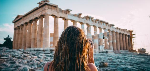 أسرار الجمال اليونانية