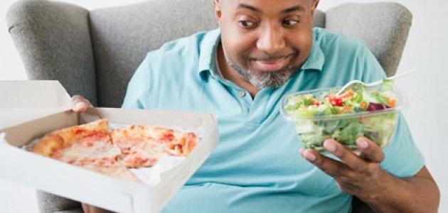 بعض أنواع الطعام التي تساعدك في المحافظة على وزن صحي