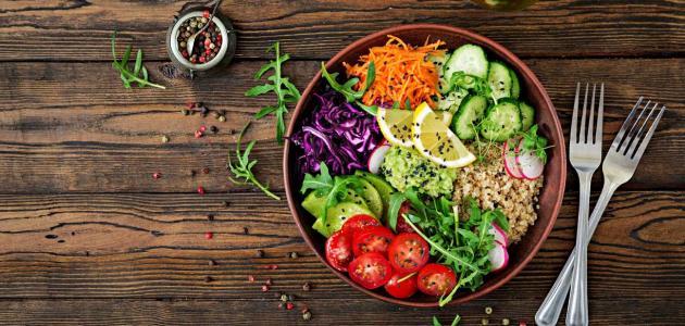 الفوائد الصحية للأنظمة الغذائية النباتية