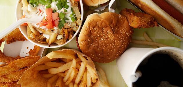 تأثير الطعام الجاهز على الدماغ