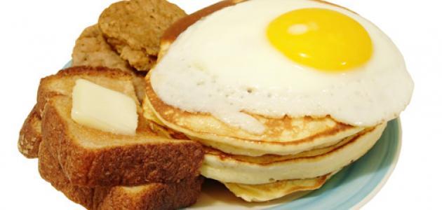 أطباق مفضلة لوجبات الفطور