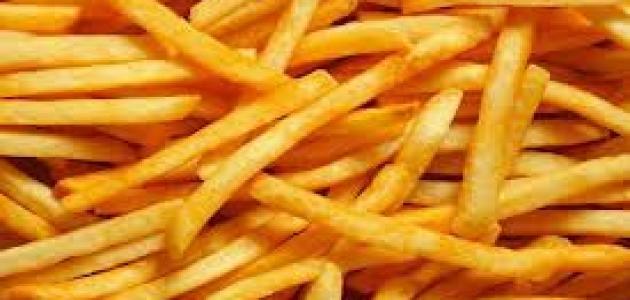 كيف تجعل البطاطا المقلية صحية أكثر