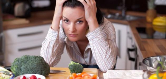 إشارات تدل على أن نظامك الغذائي يسير في الطريق الخاطئ