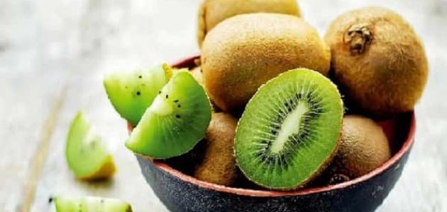ما هي فوائد فاكهة الكيوي؟
