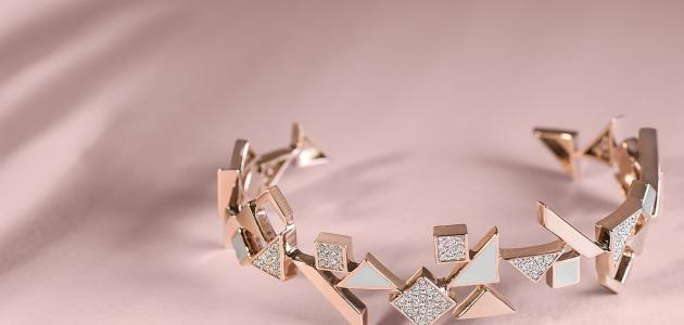 كيف تنسقين المجوهرات بطريقة أنيقة