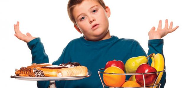 طرق للحد من البدانة عند الأطفال (في المنزل)