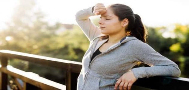هل هناك تمارين رياضية قد تخفف من حرقة المعدة