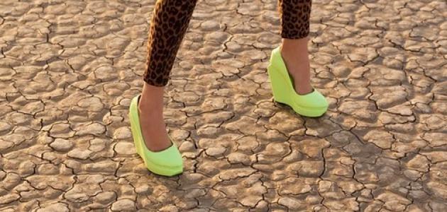كيف يعكس الحذاء طبيعة الشخصية؟