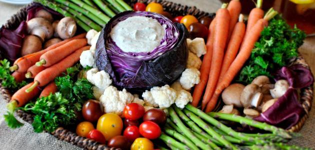 أفضل الأطعمة الصحية في فصل الربيع لتقليل الوزن