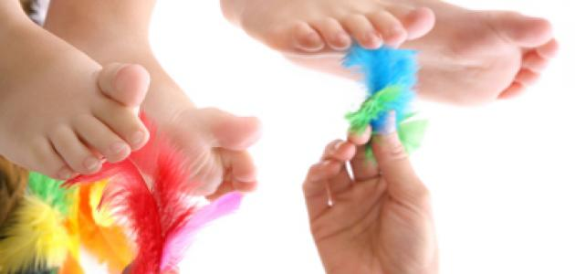 الدغدغة تنشط مناطق حيوية في الدماغ